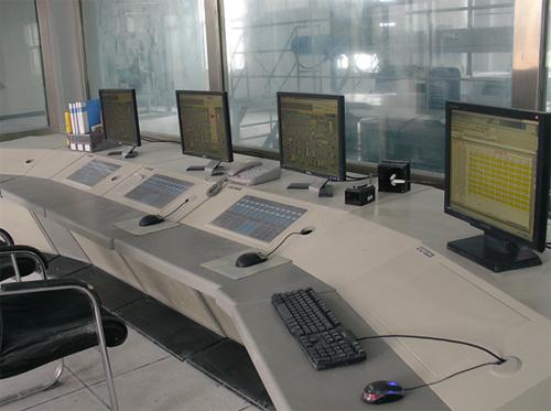工作現場控制中心